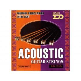 Dadi Acoustic Folk Guitar strings
