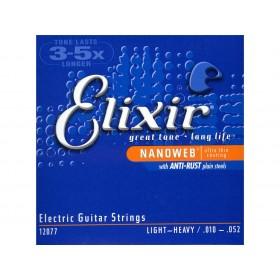 Elixir El. Guitar Light Heavy 010-052