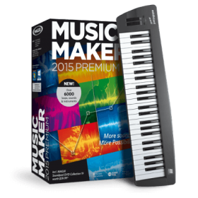 Music Maker 2015 Control