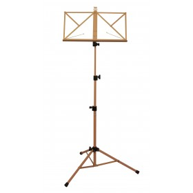 Hamilton Music Stand Pink with bag KB380F-PK