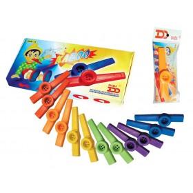 Dadi Kazoo Plastic 12/pk