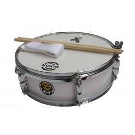 "Dixon Junior Snare 4"" x 13"" White"
