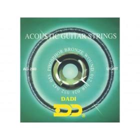 Dadi Phosphor Bronze 012-053