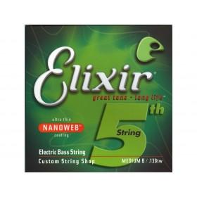 Elixir El. Bass B 130