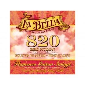 La Bella Classic Guitar Flamenco