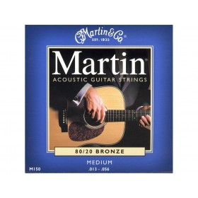 "Martin set Acoustic ""80/20 Bronze 013-056"