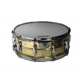 "Dixon Snare 6.5"" x 14"" Hammered Brass"