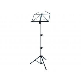 Hamilton Music Stand Nickel with bag