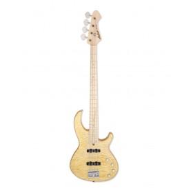 Aria Electric Bass Guitar Naturel RSB-1500/M N