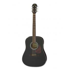 Aria Acoustic Guitar Black ADW-01 BK