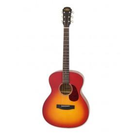 Aria Acoustic Guitar Matte Cherry Sunburst ARIA-101 MTCS