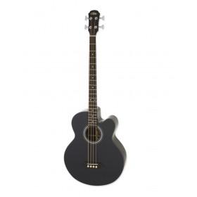 Aria Acoustic Bass Guitar Black ARIA-295 BK
