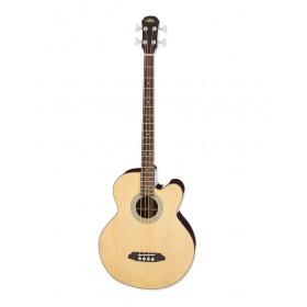 Aria Acoustic Bass Guitar Naturel ARIA-295 N