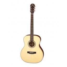 Aria Acoustic Guitar Naturel + bag ARIA-501 N