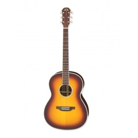 Aria Acoustic Guitar Brown Sunburst MSG-02 BS