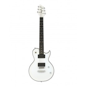 Aria Electric Guitar Pearl White PE-EVOL PWH