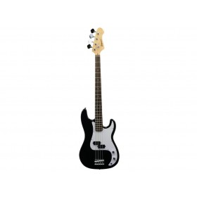 Phoenix Precision Bass Guitar Black