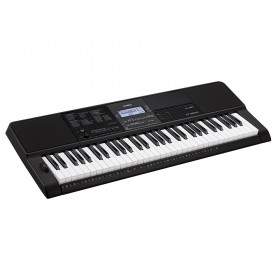 Casio Keyboard 5 oct. Full Size incl. adapter CT-X800