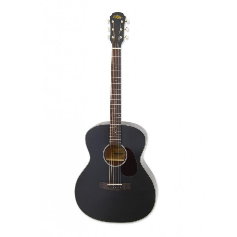 Aria Acoustic Guitar Matte Black ARIA-111 MTBK