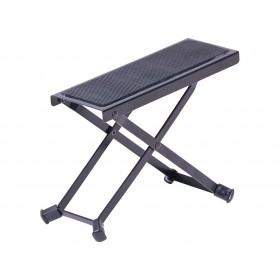 Dixon Guitar Foot Stool Black
