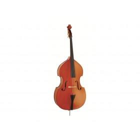 Scarlatti Double Bass Plywood w/Bag & Bow