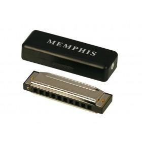 Memphis C Key w. Plastic Case