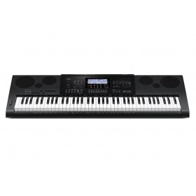 Casio Keyboard 6 oct. Full Size incl. adapter