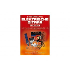 Starter Pack Electric Guitar + DVD-UK