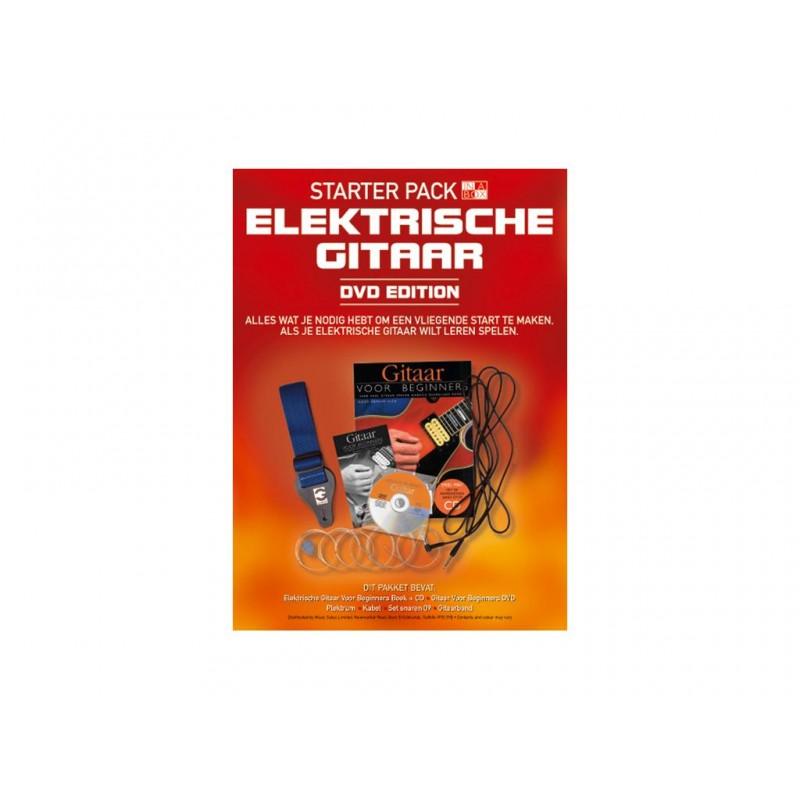 Starter Pack Electric Guitar + DVD-UK
