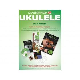 Starter Pack Ukulele + DVD-NL