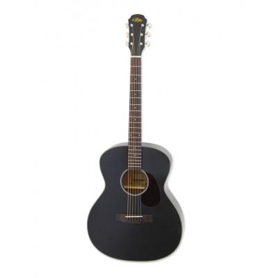 Aria Acoustic Guitar Matte Black ARIA-101 MTBK