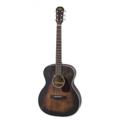 Aria Acoustic Guitar Muddy Brown ARIA-101DP MUBR