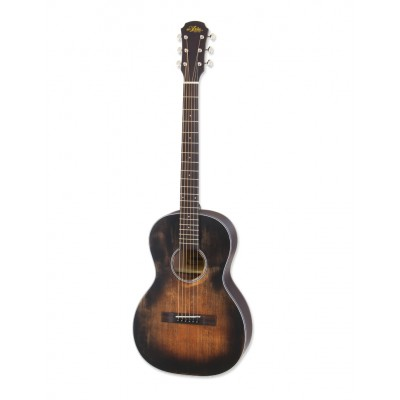 Aria Acoustic Guitar Muddy Brown ARIA-131DP MUBR