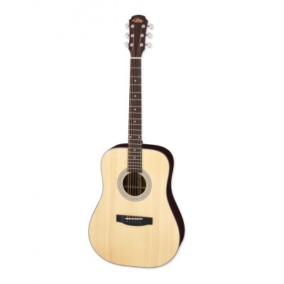 Aria Acoustic Guitar Naturel ARIA-215 N