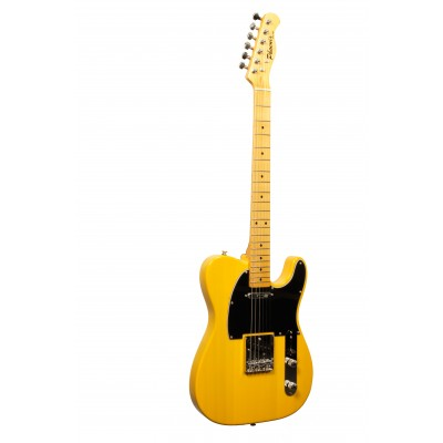 Electric Guitar Telecaster Butterscotch