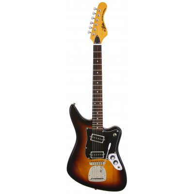 Aria Electric Guitar 3-Tone Sunburst RETRO-1532 3TS