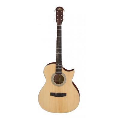 Aria Acoustic Guitar CE Naturel ARIA-205CE N
