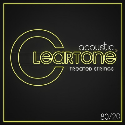 Cleartone Acoustic Light 12-53  7612  PB