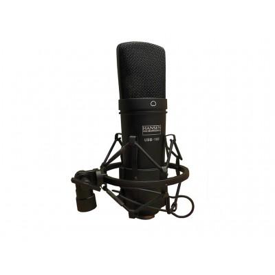Hansen USB Microphone Large Diaphragma